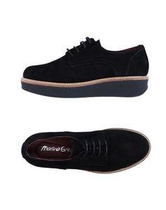 Обувь на шнурках Marina Grey