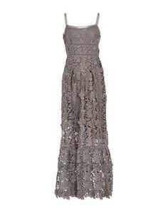 Длинное платье Elie Tahari