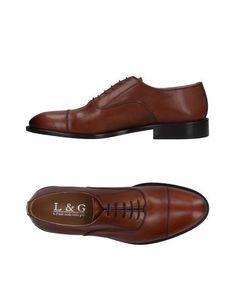Обувь на шнурках LG