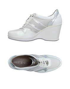 Низкие кеды и кроссовки Janet Sport