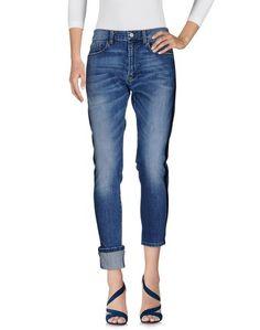 Джинсовые брюки Mirror
