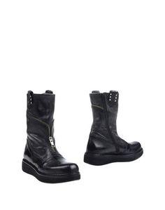 Полусапоги и высокие ботинки Blackmail