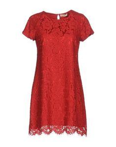Короткое платье Monnalisa Chic