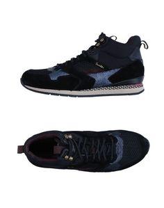 Высокие кеды и кроссовки Paul Smith Jeans