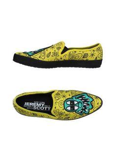 Мокасины Adidas Originals by Jeremy Scott