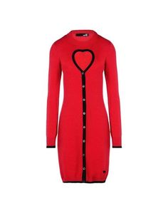 Короткое платье Love Moschino