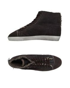 Высокие кеды и кроссовки YAB