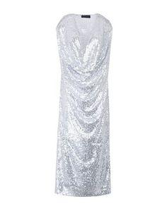 Платье длиной 3/4 SatÌne