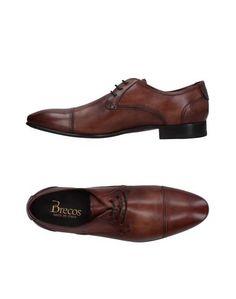 Обувь на шнурках Brecos