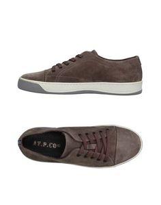 Низкие кеды и кроссовки At.P.Co