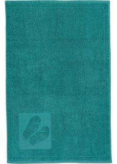 Коврик для ног Флип (зеленый) Bonprix