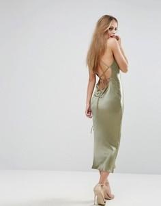 Платье Bec & Bridge Amazonite - Зеленый