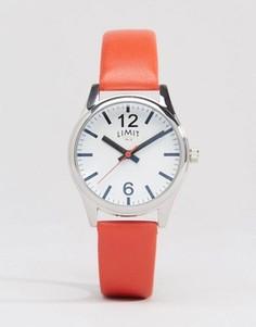 Часы с оранжевым ремешком Limit 6183.37 - Рыжий