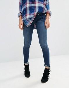 Зауженные джинсы Blank NYC - Синий