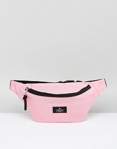 Розовая сумка-кошелек на пояс ASOS - Розовый