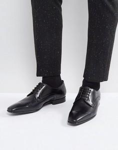 Черные туфли на шнуровке PS by Paul Smith - Черный