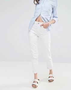 Белые джинсы в винтажном стиле Waven - Белый