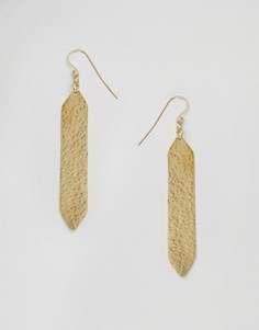 Серьги Made Gatimo - Золотой