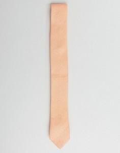 Узкий галстук ASOS - Оранжевый