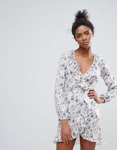 de9cca02ae0 Купить женские повседневные платья с цветочным принтом в интернет ...