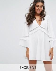Платье Stevie May Tale Of Lovers - Белый
