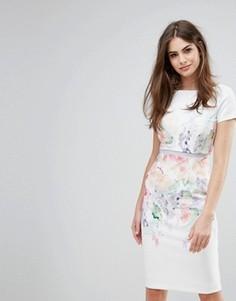 Платье с принтом Coast Hudson - Мульти