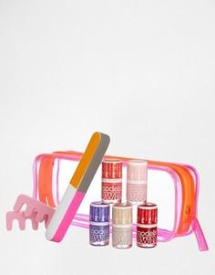 Набор с 5 гелевыми лаками для ногтей Models Own - Мульти
