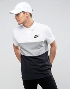 Белая футболка-поло Nike Matchup 847646-100 - Белый