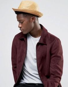 Соломенная шляпа Esprit - Рыжий