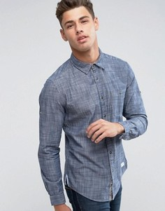 Батистовая рубашка Esprit - Темно-синий