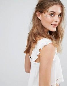 Татуировка для лица со звездами Orelia - Мульти