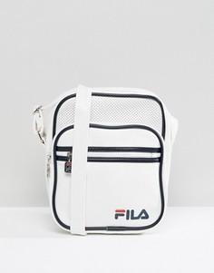 Белая сумка на плечо Fila Vintage Aldrich - Белый