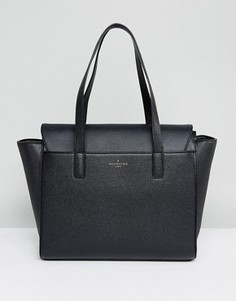 Черная структурированная сумка-тоут Pauls Boutique - Черный
