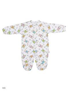 Комбинезоны нательные для малышей Babycollection