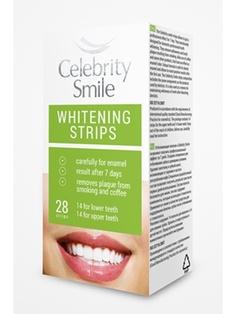 Отбеливающие полоски для зубов Celebrity Smile