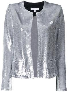 пиджак с отделкой пайетками  Iro