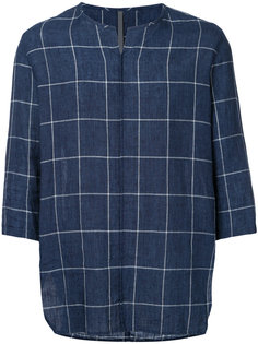 рубашка в клетку Kazuyuki Kumagai