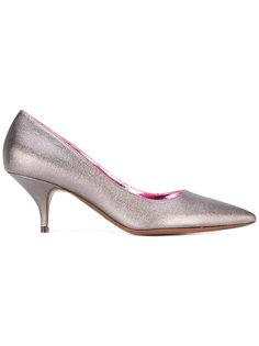 туфли с отделкой металлик LAutre Chose