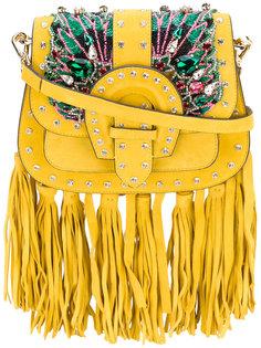 сумка с вышивкой Gedebe