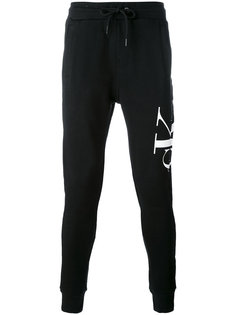 спортивные штаны с логотипом Calvin Klein Jeans