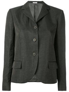 пиджак с укороченными лацканами Tomas Maier