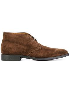 ботинки дезерты Santoni