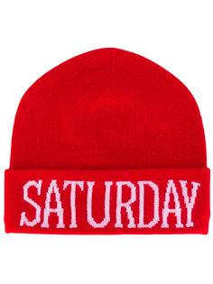 шапка Saturday Alberta Ferretti