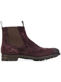 ботинки Bologna Santoni