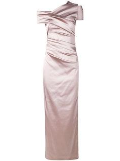 вечернее платье Moa Talbot Runhof
