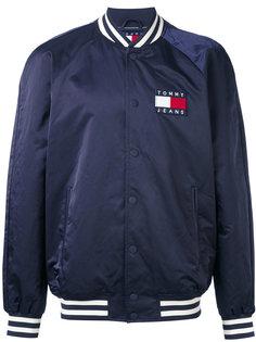 куртка-бомбер с логотипом Tommy Jeans