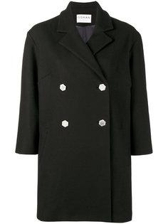 двубортное пальто Osman