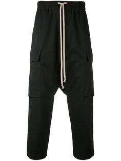 укороченные брюки Rick Owens