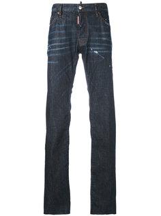 джинсы свободного кроя Dsquared2