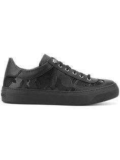 кроссовки с тональным камуфляжным принтом Ace Jimmy Choo